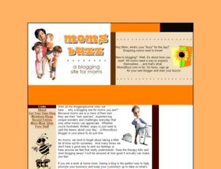 momsbuzz.com screenshot