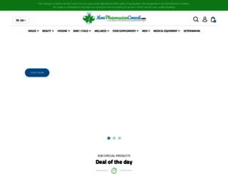 mon-pharmacien-conseil.com screenshot