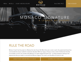 monaco-online.com screenshot