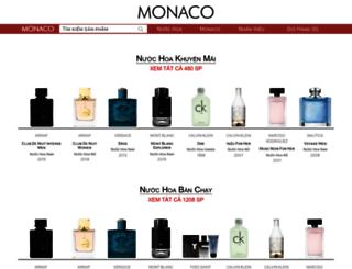 monaco.vn screenshot