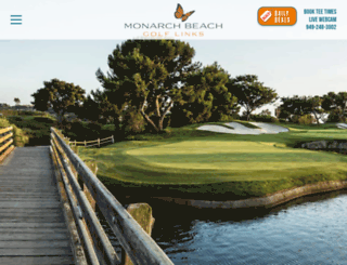 monarchbeachgolf.com screenshot
