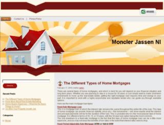 monclerjassennl.com screenshot