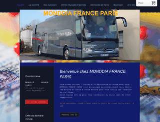 monddiafrance.com screenshot