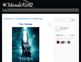 monde-xvid.com screenshot