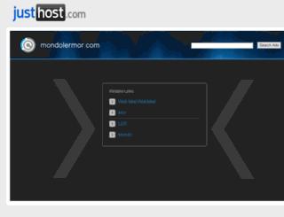 mondolermor.com screenshot