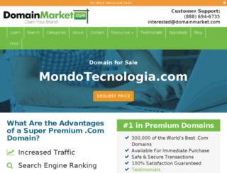 mondotecnologia.com screenshot