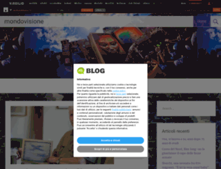 mondovisione.myblog.it screenshot