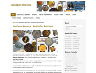 monedasdevenezuela.net screenshot