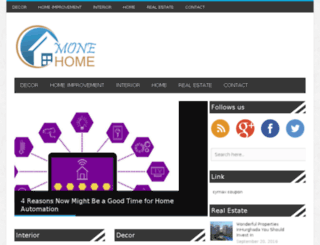 monehome.com screenshot