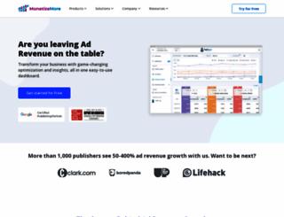monetizemore.com screenshot