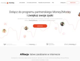 money2money.com.pl screenshot