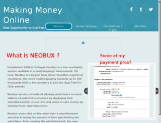 money4lazy.com screenshot