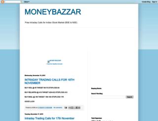 moneybazzar.blogspot.com screenshot