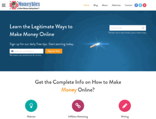 moneybies.com screenshot