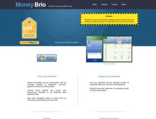 moneybrio.com screenshot
