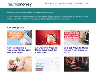 moneycanbuymehappiness.com screenshot