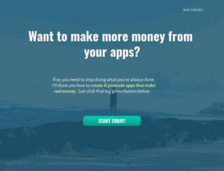 moneyfromapps.com screenshot