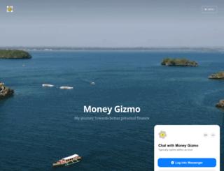 moneygizmo.net screenshot