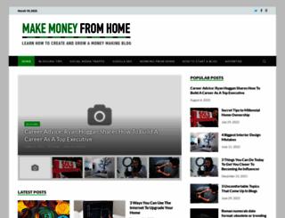 moneyhomeblog.com screenshot