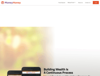 moneyhoney.co.in screenshot
