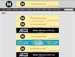 moneymakermon.net screenshot