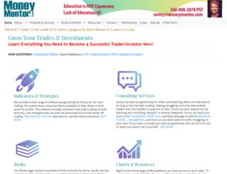 moneymentor.com screenshot