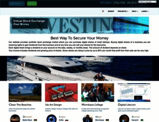 moneyonlineinvestment.com screenshot