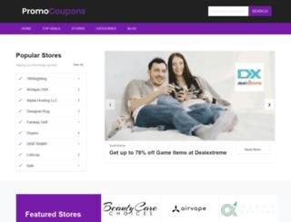 moneysavecoupons.com screenshot