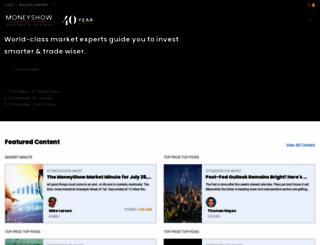 moneyshow.com screenshot