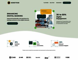 moneythor.com screenshot