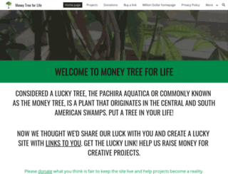 moneytreeforlife.com screenshot