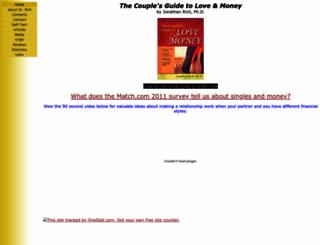 moneyworkbook.com screenshot