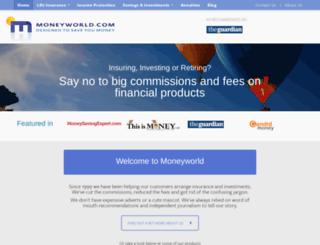 moneyworld.com screenshot