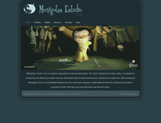 monigotestudio.com screenshot