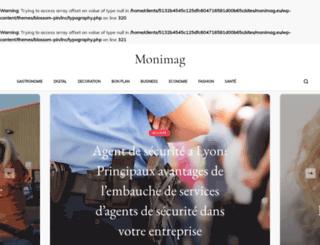 monimag.eu screenshot