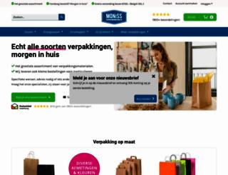 moniss.nl screenshot