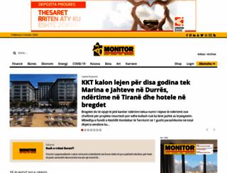 monitor.al screenshot