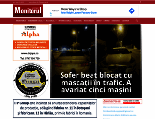 monitorulbt.ro screenshot