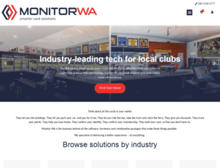 monitorwa.com.au screenshot