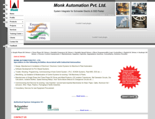 monknasik.com screenshot