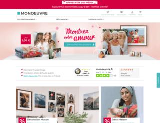 monoeuvre.fr screenshot