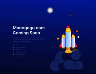 monogogo.com screenshot
