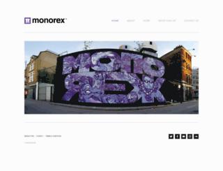 monorex.com screenshot