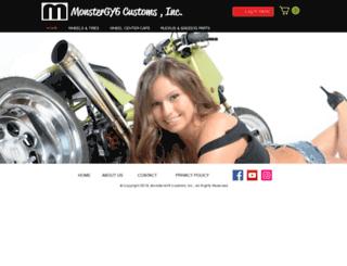 monstergy6.com screenshot