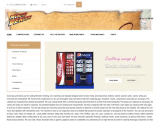 monstervending.com screenshot