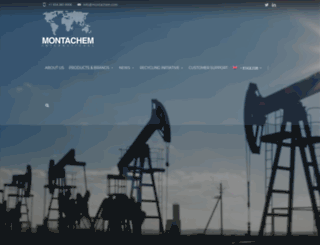 montachem.com screenshot