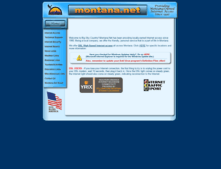 montana.net screenshot