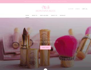 montanabliss.com.au screenshot