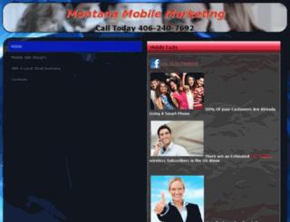 montanamobilemarketing.com screenshot