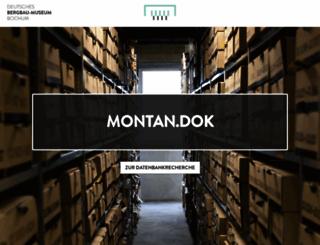 montandok.de screenshot